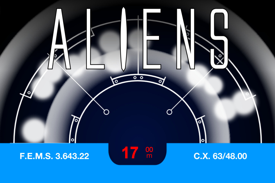 Aliens Motion Tracker - screenshot 1