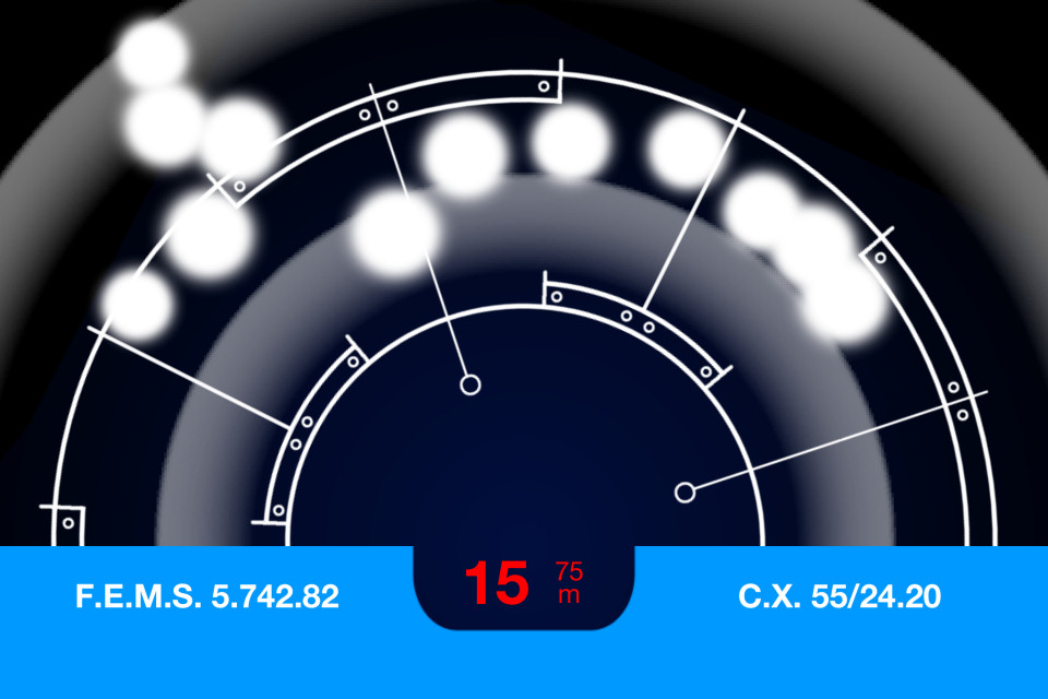 Aliens Motion Tracker - screenshot 2