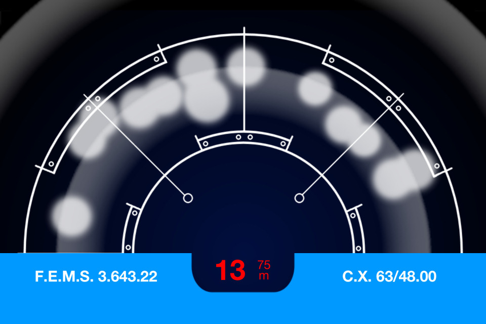 Aliens Motion Tracker - screenshot 3
