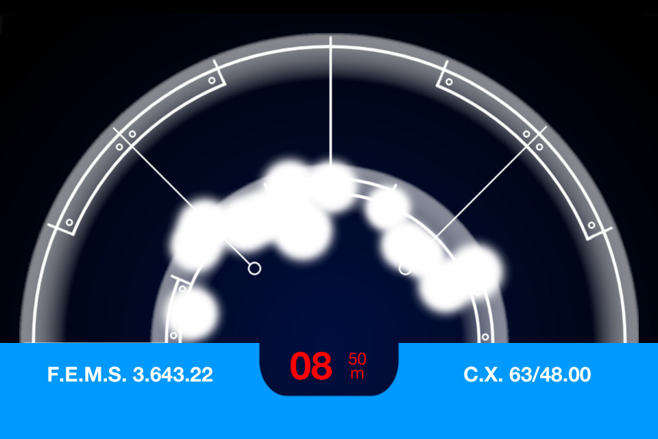 Aliens Motion Tracker - screenshot 4