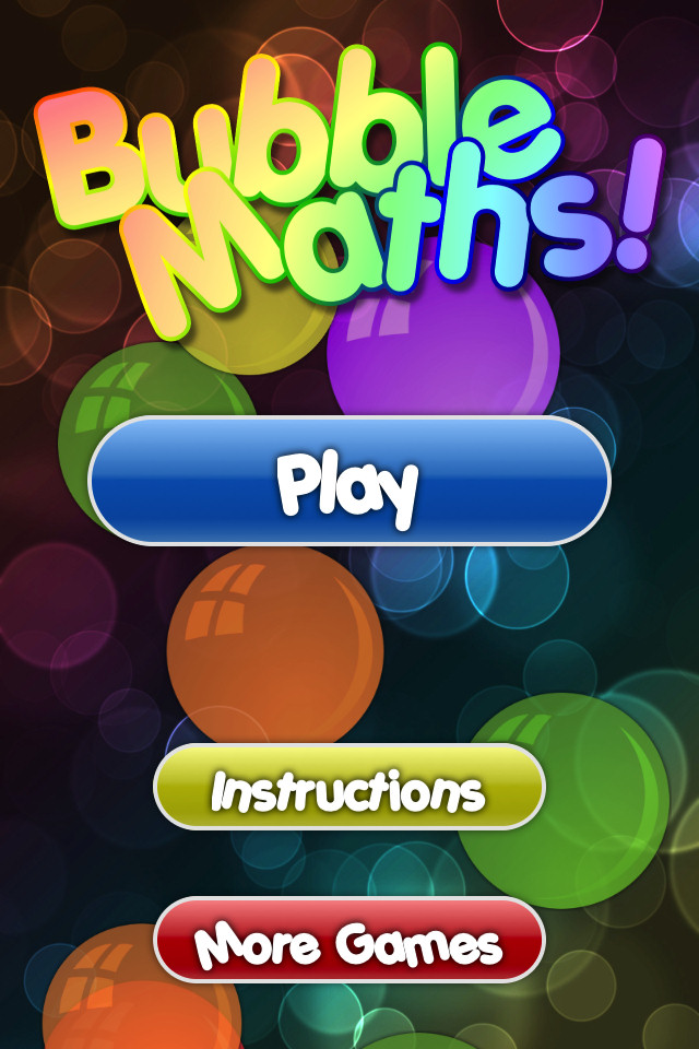 Bubble Maths Free - screenshot 5