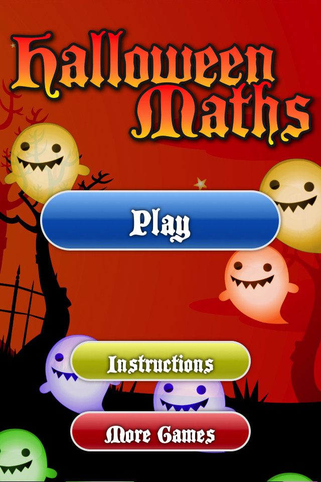 Halloween Maths Free - screenshot 5