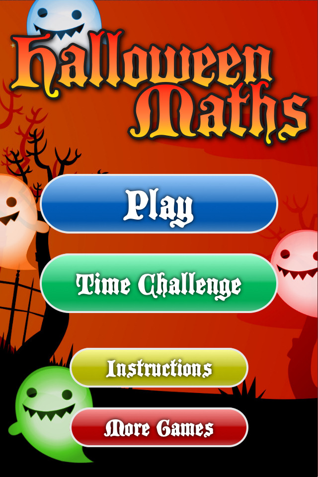 Halloween Maths - screenshot 5