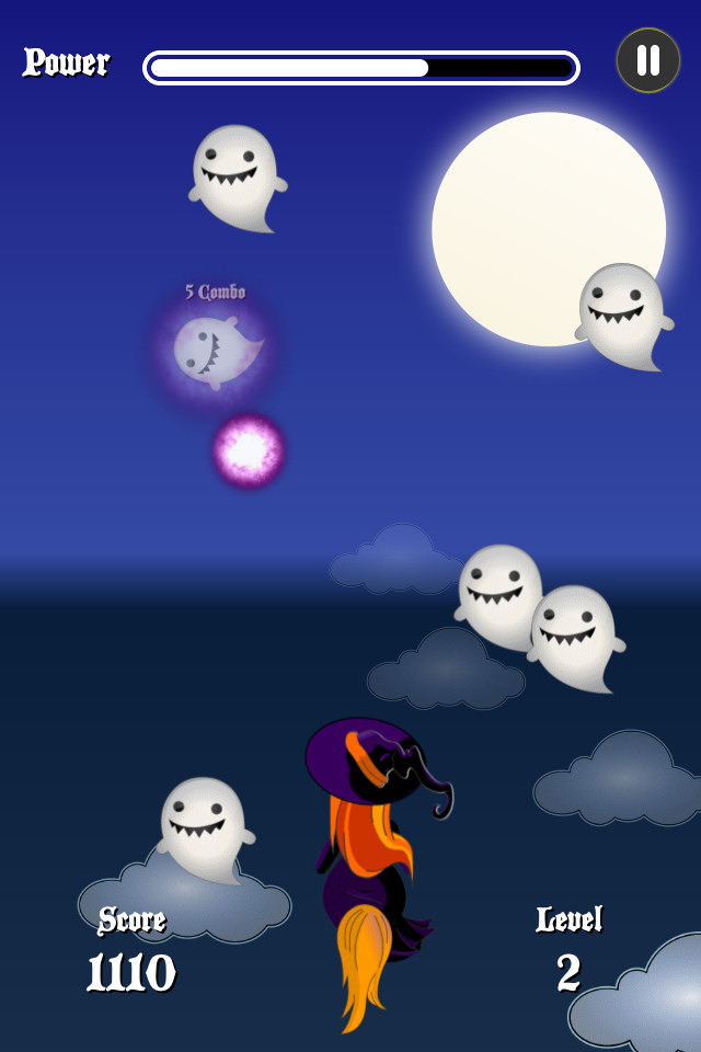 Halloween Pop - screenshot 2