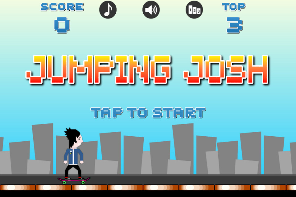 Jumping Josh - screenshot 1