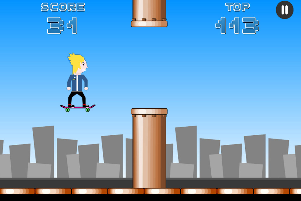 Jumping Josh - screenshot 2
