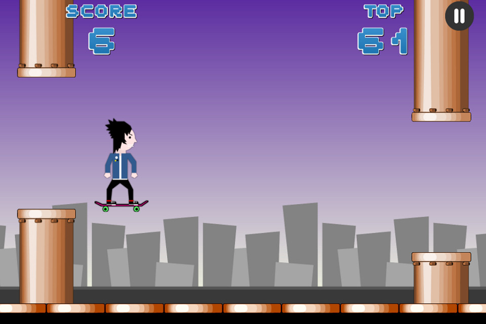 Jumping Josh - screenshot 3