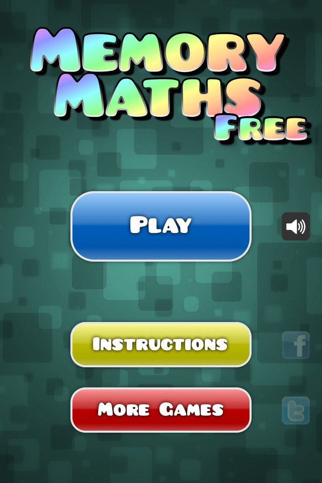 Memory Maths Free - screenshot 5
