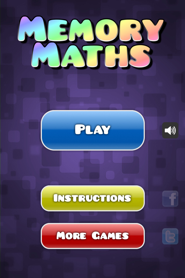 Memory Maths - screenshot 5
