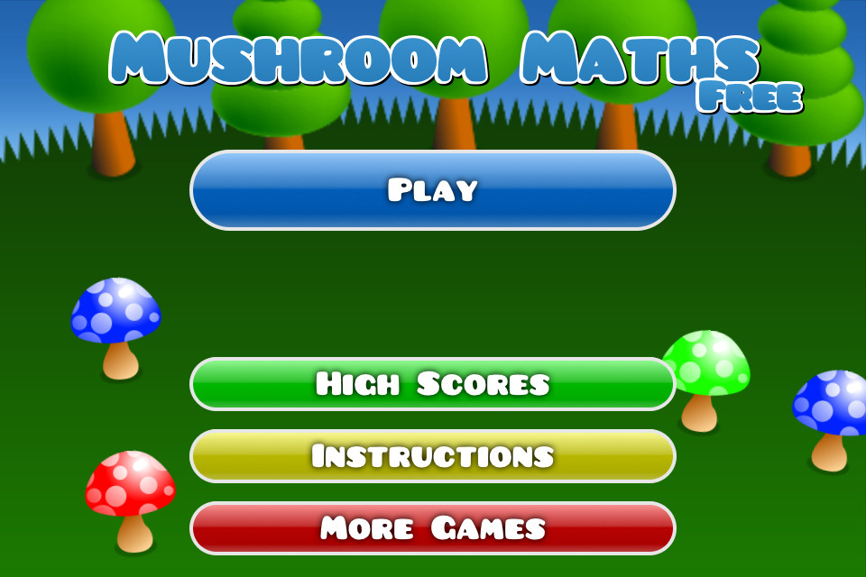 Mushroom Maths Free - screenshot 5