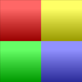 Red Yellow Green Blue - icon