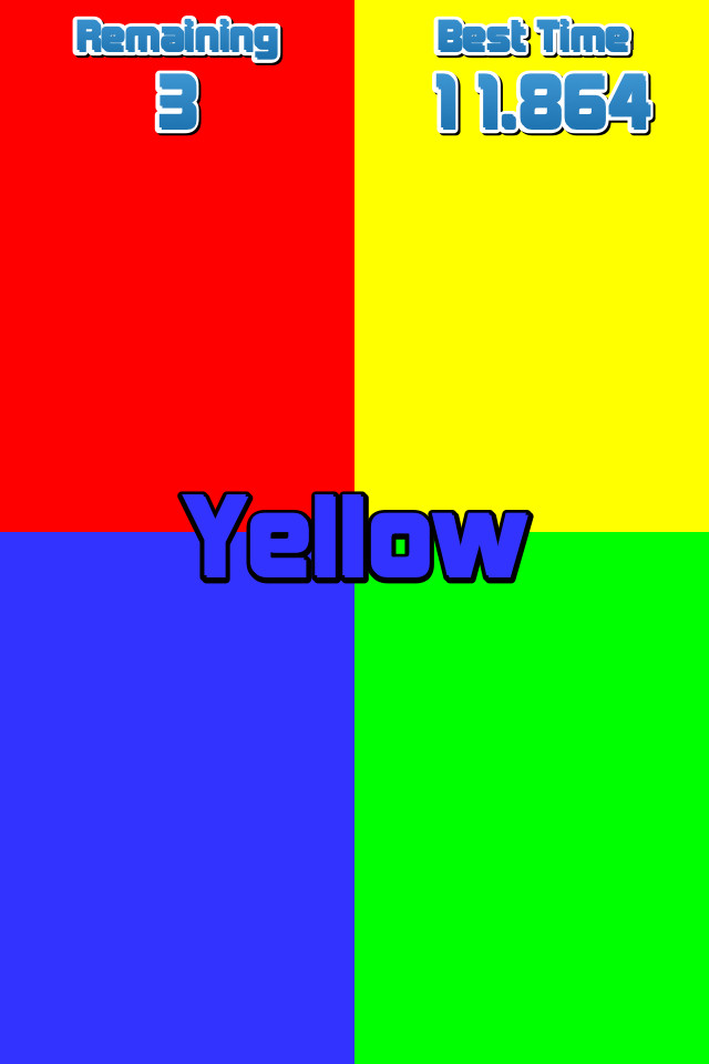Red Yellow Green Blue - screenshot 3