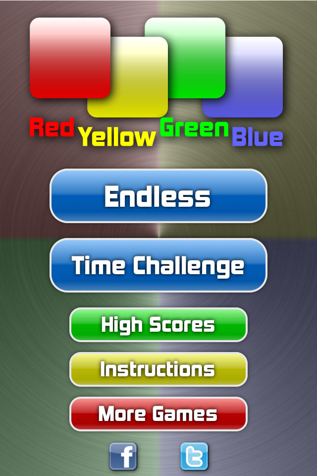 Red Yellow Green Blue - screenshot 4