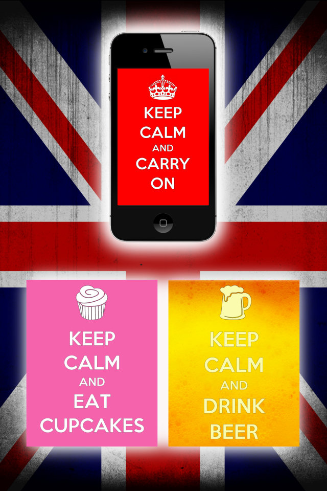 Keep Calm and Carry On - screenshot 2