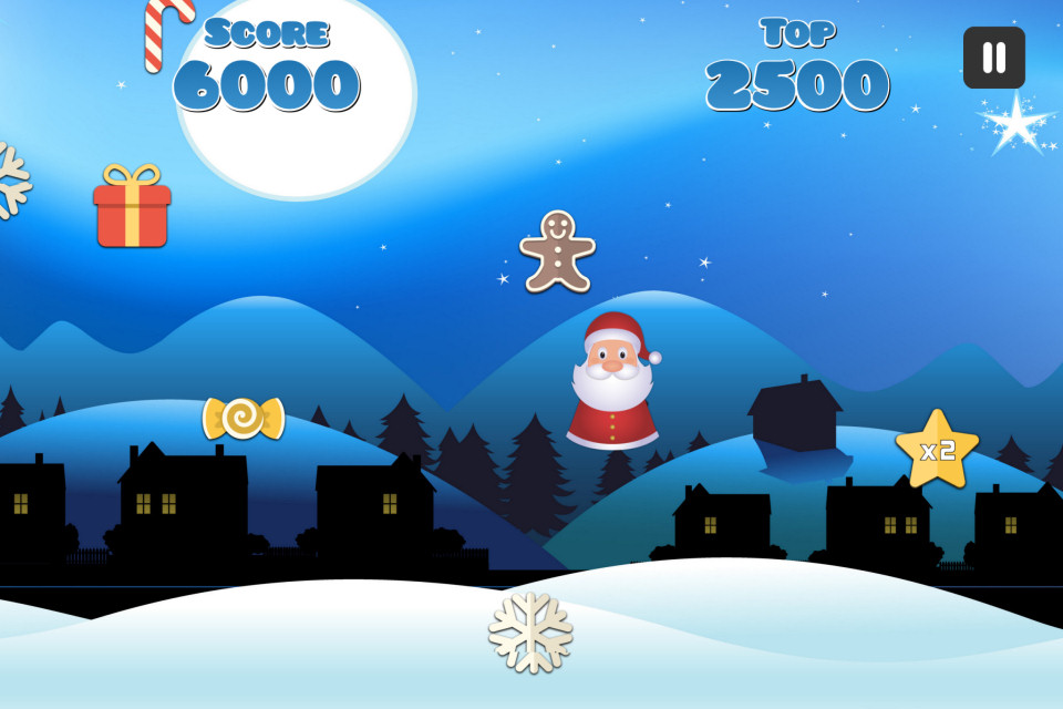 Greedy Santa - screenshot 3
